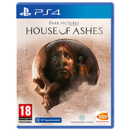 The Dark Pictures Anthology: House of Ashes - PS4