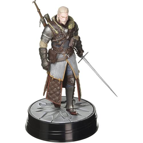 The Witcher 3 - Wild Hunt: Geralt Grandmaster Ursine Figure