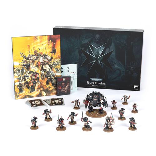 Warhammer 40K: Black Templars Army Set