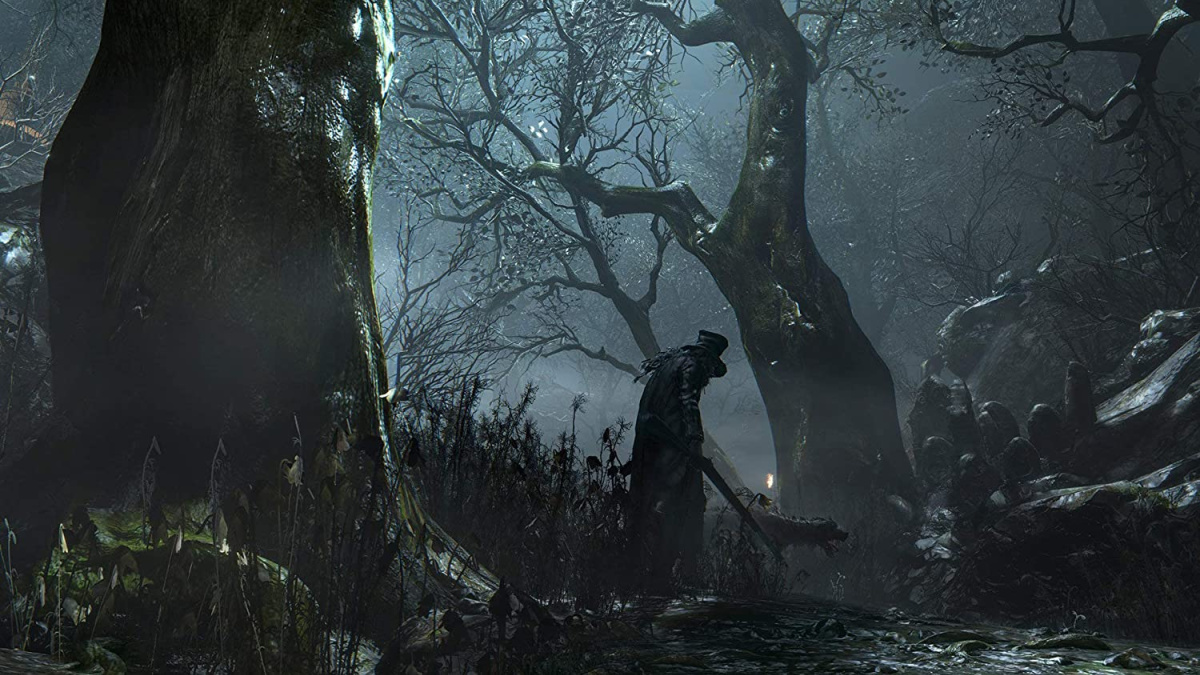bloodborne forest