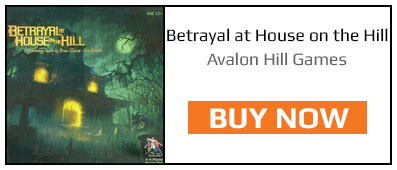 Buy Betrayal at House on the Hill Board Game