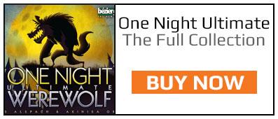 Buy One Night Ultimate Werewolf