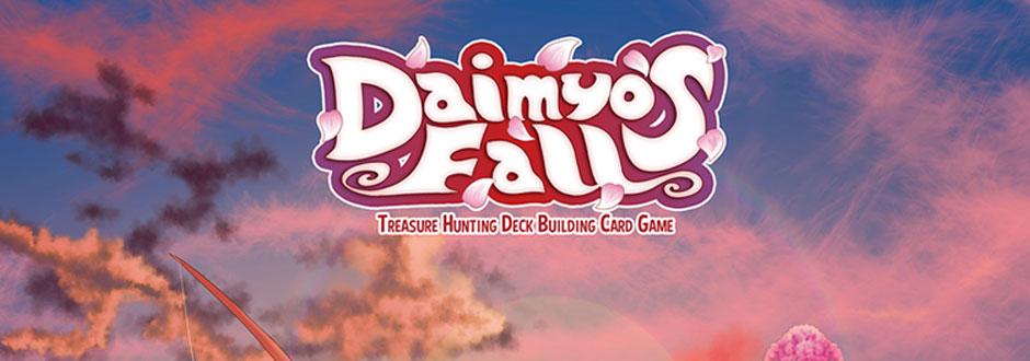 Daimyo's Fall Kickstarter