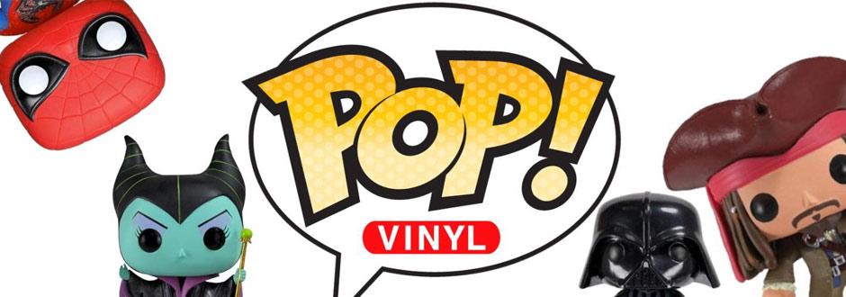 Funko Pop Vinyl Figures