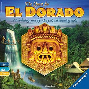 Gen Con 2017 - The Guest for El Dorado