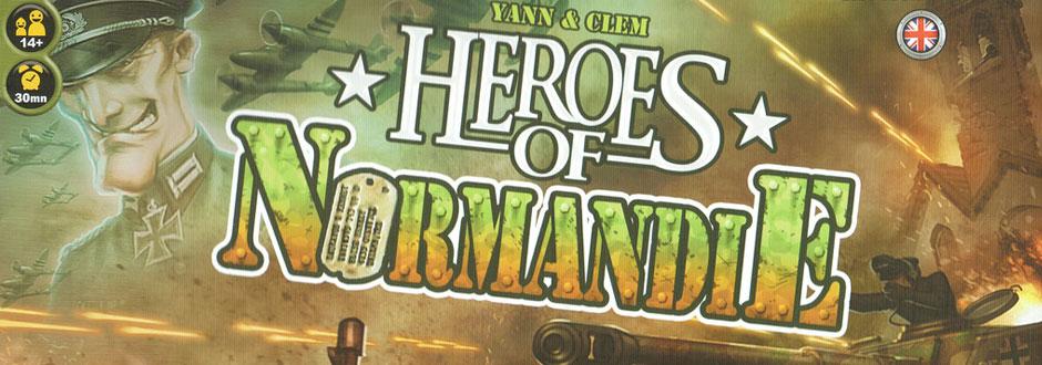 Heroes of Normandie Review