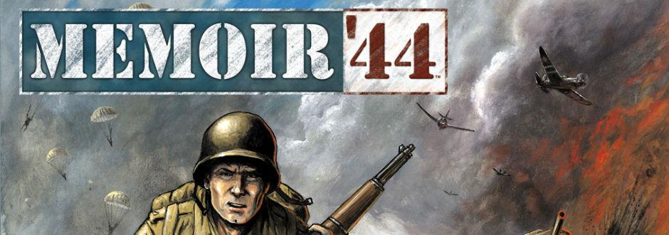 Memoir 44 Game Review