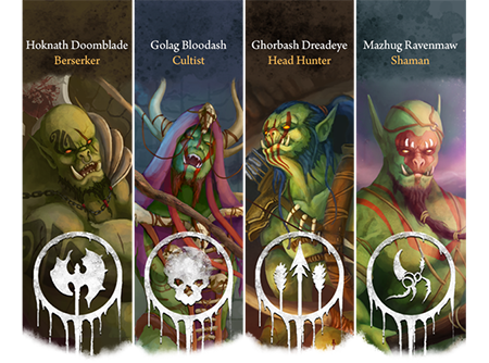 Ravage Dungeons of Plunder Characters