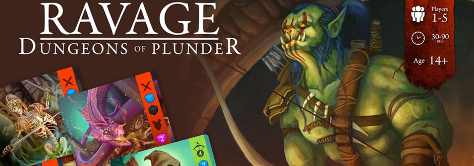 Ravage Dungeons of Plunder Preview