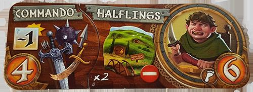 Small World Review Commando Halflings