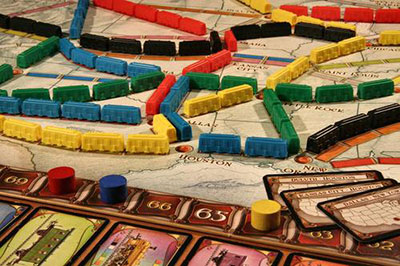 Ticket to Ride Gameplay