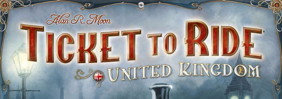 Ticket to Ride: United Kingdom Review