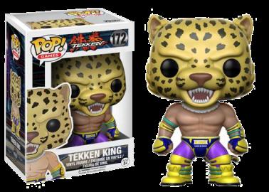 Toy Fair Funko Pop Tekken King