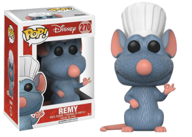 Toy Fair Funko Pops Ratatouille