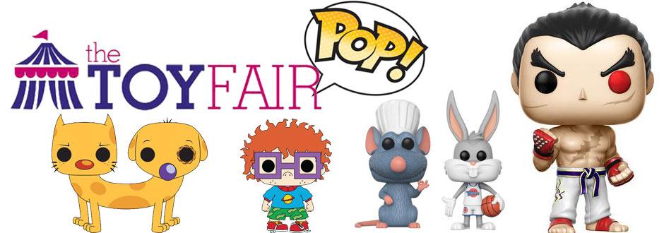 Toy Fair Funko Pops
