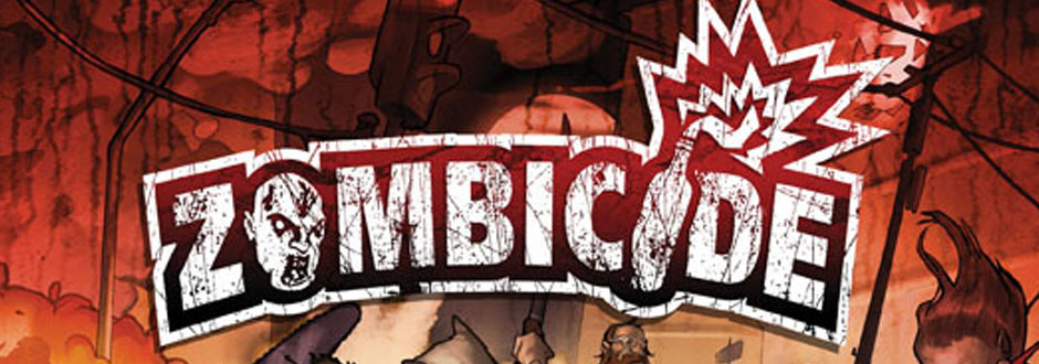 Zombicide Board Game Review